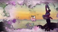 秦来财古典舞作品——《葬花吟》演示:风清云淡 正背面演示及口令分解动作教学