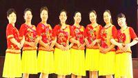 誓言廣場舞《拉薩夜雨》原創編舞 附教學 完整版演示及口令分解動作教學