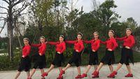 美久舞蹈《守护你我》原创附教学 经典正背面演示及口令分解动作教学