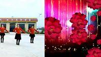 慶陽秀秀原創廣場舞《哥哥妹妹》編舞:秀秀 完整版演示及口令分解動作教學