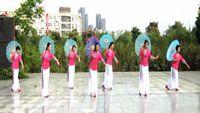 玉米舞蹈古典舞伞舞《水乡新娘》原创编舞附教学 口令分解动作教学