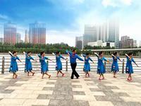 山西太原二軍廣場舞 今生相愛 表演 經典正背面演示及口令分解動作教學