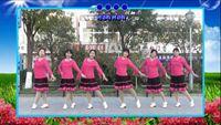 茉莉天津紅梅廣場舞《花樓戀歌》原創編舞如意含分解 原創附正背面教學口令分解動作演示