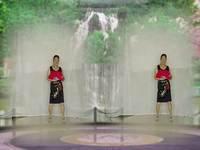 阜寧舞夢緣廣場舞 萬水千山總是情  表演 完整版演示及分解教學演示