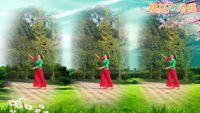 厚鎮健身廣場舞夢的天空《蝴蝶泉之戀》 完整版演示及分解教學演示