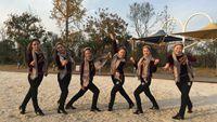 美久舞蹈《别一言不合就逃离》原创现代舞附教学 附正背表演口令分解动作分解教学