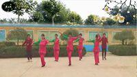 太阳花舞之悦舞蹈《闯码头》 原创附正背面教学口令分解动作演示