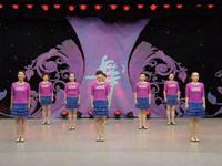 動動廣場舞 我的小寶氣 表演 正背面演示及口令分解動作教學和背面演