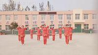 舞出健康舞蹈隊《中國味道》編舞王廣成 原創附教學口令分解動作演示