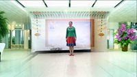 江蘇南通常青藤習舞攝制《唐古拉》 原創附正背面教學口令分解動作演示