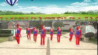 重慶冰彩廣場舞《風情萬種》渝航隊《編舞:周周》 正背面演示及慢速口令教學
