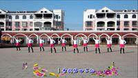 恒豐廣場舞《哥哥妹妹》簡單易學水兵舞編舞梅姐原創附教學 正背面演示及慢速口令教學