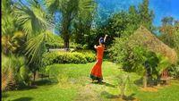 秦來財老師傣族舞《花樓戀歌》 口令分解動作教學
