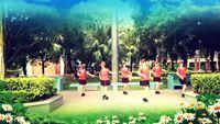 東莞嬌嬌廣場舞《最幸福的人》編舞楊麗萍 原創附正背面教學口令分解動作演示