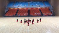 王廣成廣場舞 中國美 表演 正背面演示及口令分解動作教學