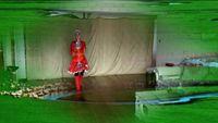 蒙族舞蹈《草原等你来》 正背面演示及慢速口令教学