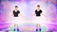 舞韻含香廣場舞《風情萬種》  編舞:周周 正背面演示及口令分解動作教學