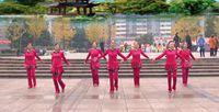 重慶冰彩廣場舞《風情萬種》空港隊《編舞:周周》附正背面口令分解教學演示