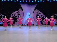 動動廣場舞  俏姑娘 表演 正背面演示及口令分解動作教學
