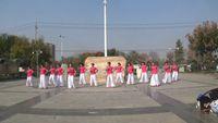 大新東方廣場舞《水月亮》 正背面演示及口令分解動作教學和背面演