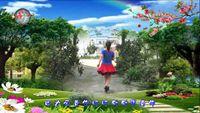 快樂每一天廣場舞《因為愛著你》編舞楊麗萍 正背面演示及慢速口令教學