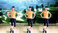 禹雯廣場舞《哥哥妹妹》原創32步單人水兵舞附教學 正背面口令分解動作教學演示