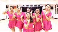 誓言廣場舞《自由恰恰》原創編舞 附教學  入門32步 口令分解動作教學演示