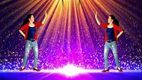 桂華廣場舞《中國歌最美》編舞宣宣 正背面演示及口令分解動作教學和背面演