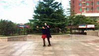 坊子南溪公園水兵舞《納西情歌》 原創附正背面教學口令分解動作演示