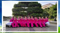 重慶玲玲舞蹈隊《為你等待》 正背面演示及口令分解動作教學