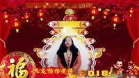 中國含小北創意廣場舞《拜新年》附教學 正反面演示及分解動作教學