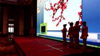 華森健身廣場舞 原創變隊形《拜新年》 正背面演示及口令分解動作教學和背面演