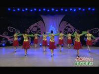 刘荣舞蹈  中国style 背面展示附正背面口令分解教学演示