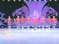 茉莉舞蹈 陌陌爱 表演 经典正背面演示及口令分解动作教学