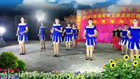 巴巖美女中華炫起來表演團隊版 完整版演示及分解教學演示