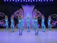春英廣場舞 印度新娘 表演 完整版演示及分解教學演示