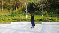 深圳花之緣舞隊夢中的媽媽表演個人版 完整版演示及分解教學演示
