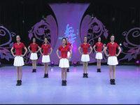 美久舞蹈 给力 表演 正背面口令分解动作教学演示
