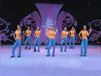 美久舞蹈 爱情万万岁 表演 口令分解动作教学演示
