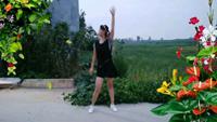李楠楠舞蹈《寂寞的人伤心的歌》附正背面口令分解教学演示