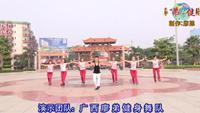 廖弟健身舞蹈 原香草 表演 完整版演示及分解教学演示