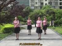 苏州快乐无限舞蹈 丫山迷歌 表演 口令分解动作教学演示