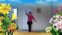 漓江阿梅舞蹈《我的快乐就是想你》完整版演示及分解教学演示