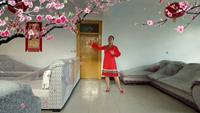 南智邱紫怡然舞蹈《欢乐的歌儿唱起来》正背面演示及慢速口令教学