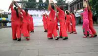 雁南飞舞蹈队雕花的马鞍表演团队版 原创附正背面教学口令分解动作演示