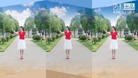 繁昌縣橫山西街村隊紅塵雨表演個人版 完整版演示及分解教學演示