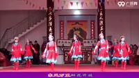 江西樂平市海燕舞蹈隊紅歌連跳表演團隊版 完整版演示及分解教學演示