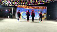辣媽組合隊天邊花正香表演團隊版 經典正背面演示及口令分解動作教學
