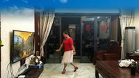 赣州舞动活力艺术团蓝色天梦表演个人版 原创附正背面教学口令分解动作演示