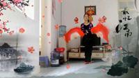 四妖精《山里人樂的好瀟灑》完整版演示及口令分解動作教學